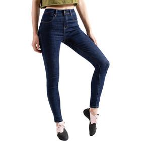 So iLL Jeans Women indigo washout